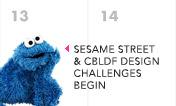 Sesame St Design Challenge