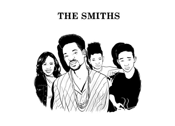 b58dfc0321cf Today, we released The Smith Family by Olivier Laude. In honor of all the  smiles the Smiths have brought us over the years, let's show them some ...